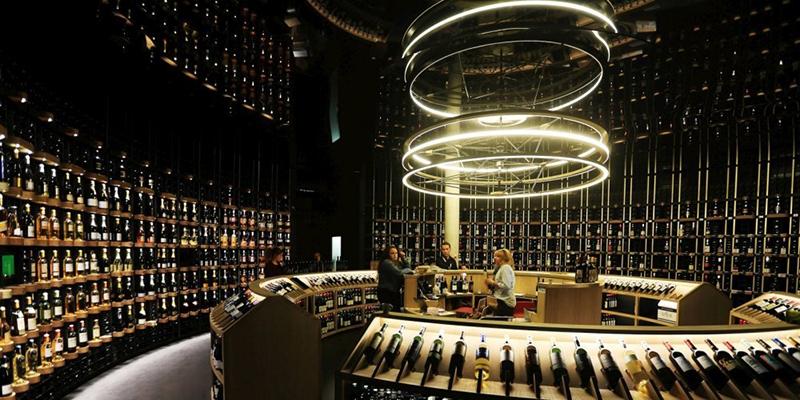 La Cité du Vin. Bordeaux. - Maison Joanne